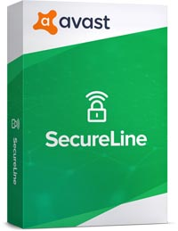Avast SecureLine VPN 2018 Box