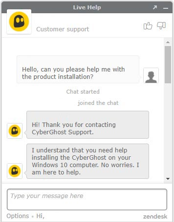 CyberGhost VPN 2019 for Windows — Review & Test | VPN Den